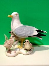 Lenox Herring Sea Gull sculpture Sea Bird Collection New in Box with Coa