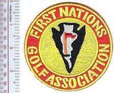 Golf American Indian USA & Canada Sports Oregon First Nation Golf Association FN