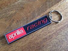 Aprilia Racing  Motorcycle keychain RSV4/ World Superbike/ Caponord Rally/Tuono