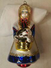New ListingPolonaise Kurt Adler Wizard Dorothy Glass Christmas Ornament