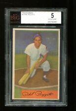 Phil Rizzuto 1954 Bowman #1 New York Yankees BVG 5 7992957