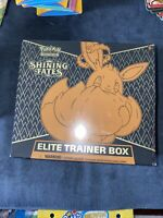 Pokémon TCG: Shining Fates Elite Trainer Box, 2021