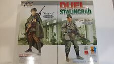 DRAGON Cyber Hobby DID 1/6 WWII Misha and Major Kater Duel at Stalingrad