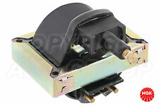 NGK Ignition Coil For VOLVO 400 Series 460 1.7 Carburettor Catalyst  1990-91