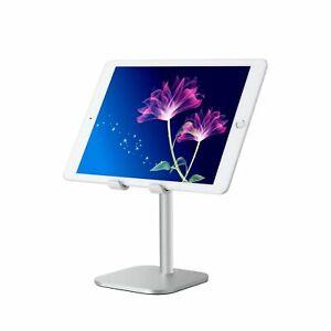 Silver Aluminium body Phone/tablet/iPad/iPAD Pro 12.9 Stand Holder Mount