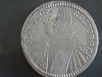 Croatia Ragusa 1766 Silver Talero Dubrovnic coin