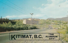 KITIMAT, British Columbia, Canada, 40-60´s ; The Aluminum City