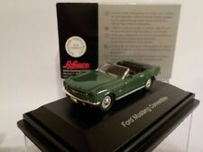 Model Car, Ford Mustang Convertible, 1/87 New Schuco