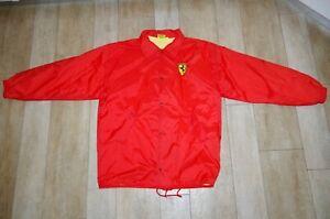"""""""Ferrari""""  Regenjacke  Windbreaker  Gr. XXL  Vintage"""