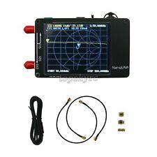 50KHz-900MHz NanoVNA Vector Network Analyzer HF VHF UHF Antenna 2.8