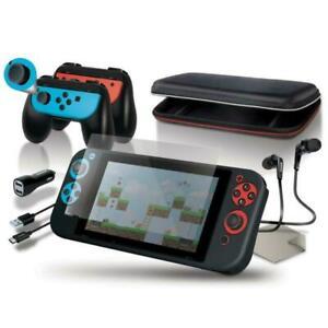 dreamGEAR Nintendo Switch Starter Kit Free Shipping Great Combo