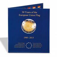 EU Flag Coin Collection Book PRESSO Coin Collection Album Leuchtturm 347757