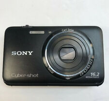 Sony Cybershot DSC-WX9 16.2MP Digital Camera Only- Black ( No Charger)
