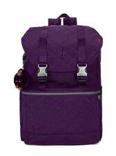 """NEW - Kipling EXPERIENCE 15"""" Laptop Backpack - Deep Purple"""