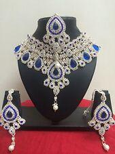 Modeschmuck gold set  Blaue Modeschmuck-Sets | eBay
