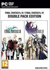 Final Fantasy III & IV (3 e 4) Bundle  PC