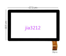 New 7 inch touch screen Digitizer For Alldaymall A88S Tablet PC #JIA