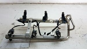 OEM 2006-2010 Pontiac G6 Cpe Fuel Delivery Rail w/ Injector set of 6