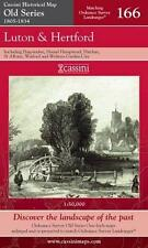 Luton & Hertford by Cassini Publishing Ltd.Old Series (Sheet map,folded,2007)NEW