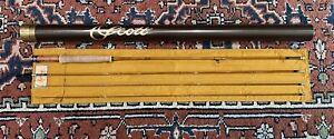 "Scott SC 7'7"" 4 Weight Bamboo Fly Rod"