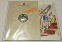 Royal Mint 2020 Christopher Robin 50p in Unopened BU Pack (51.3)