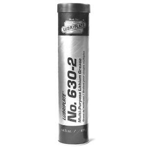 Lubriplate 630-2 Multi-Purpose Lithium Grease.14.5oz Cartridge.Same Day Shipping