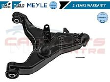 FOR MITSUBISHI L 200 FRONT AXLE LOWER RIGHT CONTROL ARM MEYLE GERMANY 4013A329