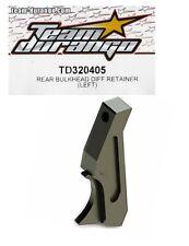 RC Team Durango TD320405 Rear Bulkhead Diff Retainer Left DEX410v5 DEX210F Buggy