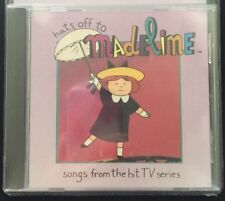 Hats Off To Madeline Songs Songs From The Hit TV Series Soundtrack CD