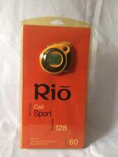 MP3 RIO Player Digital Audio Music Media Cali Sport 128 MB BRAND NEW