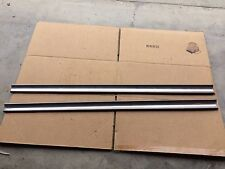 1960 CHEVY WAGON REAR DOOR STAINLESS MOLDING
