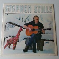 Stephen Stills - Self Titled s/t Debut Vinyl Album LP UK 1st Press A2/B2 Plum