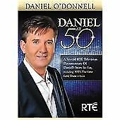 Daniel O'Donnell - Daniel at 50 [DVD] (2012) disc and inlay only