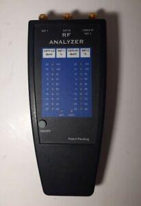 RF Analyzer SAT CATV