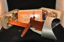 Antique Underwood Stereoscope with Large Collection of Cards