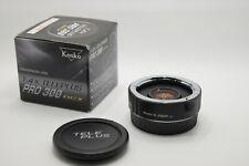 Kenko C-AF DG 1.4x Teleplus Pro 300 Teleconverter Lens for Canon EF Mount Camera