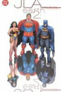 Justice League Adventures Ser.: Earth by Grant Morrison (2007, Trade Paperback,