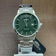 Orient FUNG8003B0 Quartz Stainless Steel Bracelet Men's Watch