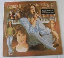 CAROLE KING (LP 33T) HER GREATEST HITS - 180 GRAM VINYL  NEUF SCELLE