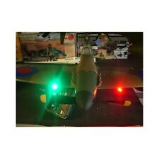 RC LIGHTS , IDEAL FOR PARKZONE SPITFIRE , TROJAN  ECT ..SIMPLE PLUG N PLAY £9.99