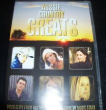 Aussie Country Greats Vol 1 (Aust All Region) DVD – New