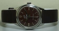 Vintage Enicar Winding STAR JEWELS SWISS MENS Wrist Watch R664 OLD USED