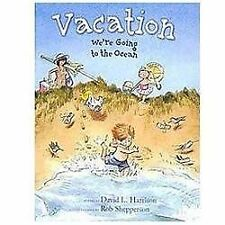 Vacation: We're Going to the Ocean-ExLibrary