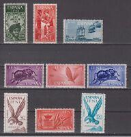 SPAIN - IFNI - COMPLETE MNH YEAR 1965 EDIFIL 209/17