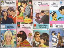 NOVELAS ROMANTICAS MUY ANTIGUAS DE Mª TERESA SESE, AÑOS 50-60 EXCELENTE ESTADO