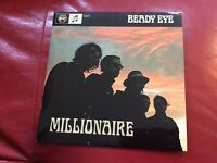 "BEADY EYE - Millionaire 7"" VINYL Limited Edition Numbered Liam Gallagher Oasis"
