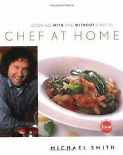 CHEF AT HOME - NEW PAPERBACK BOOK