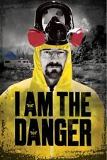 Breaking Bad I Am The Danger TV Show Poster 24x36