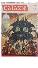 GALAXIE 2EME SERIE 58 - MARS 1969