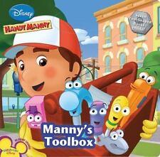 Manny's Toolbox (Disney Handy Manny), Kelman, Marcy, Disney Book Group